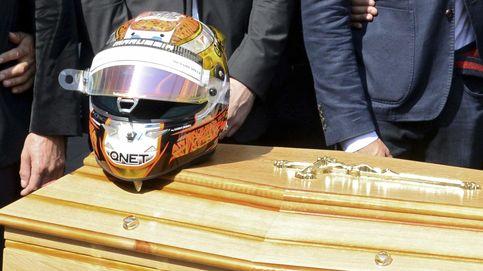 La Fórmula 1 se despidió de Jules Bianchi y los pilotos brindaron por él