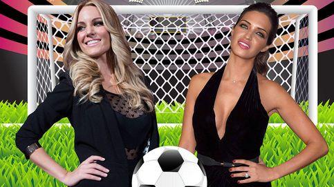 Edurne versus Sara Carbonero: duelo de porteras consortes en el Real Madrid