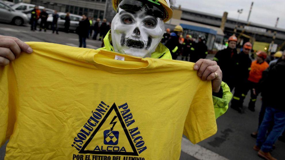 Alcoa retirará los despidos sus plantas de Avilés y A Coruña