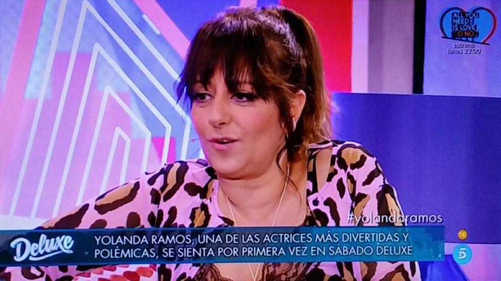 Yolanda Ramos desvela su pasado: Hacía striptease integral sin vergüenza alguna