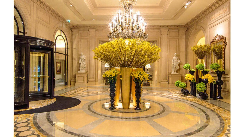Lifestyle los diez mejores vest bulos de hoteles del mundo for Los mejores hoteles boutique del mundo