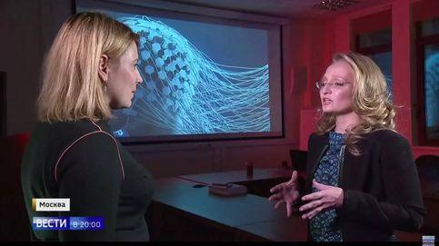 Katerina, la misteriosa hija de Putin, hace su debut en televisión... ¿hacia la política?