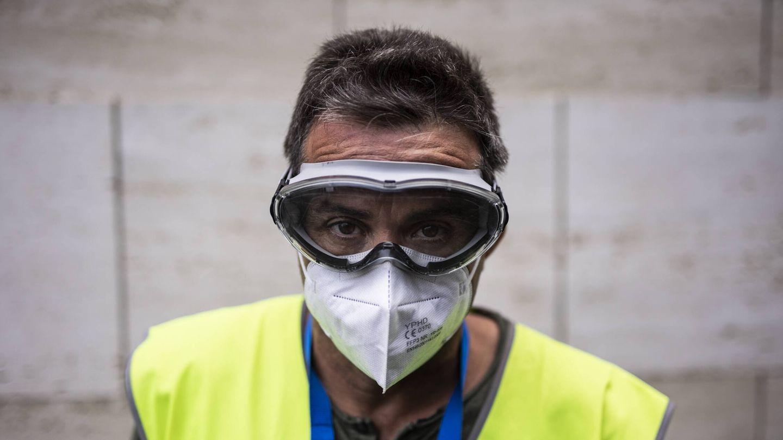 Sergio Rodríguez, investigador del CSIC. (Alejandro Martínez)