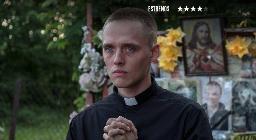 Foto: Bartosz Bielenia es el padre Tomasz, una actuación visceral en la película que representó a Polonia en los Oscar. (Surtsey)