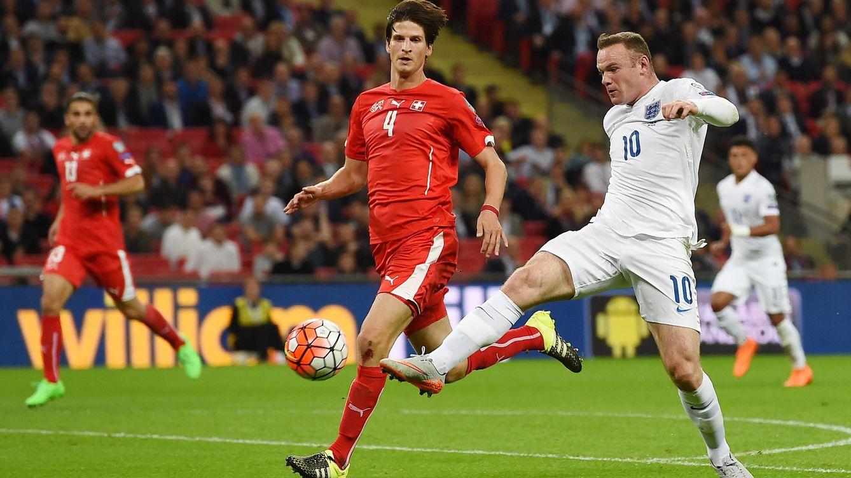 Por qué el amistoso entre Inglaterra y Suiza se verá en blanco y negro