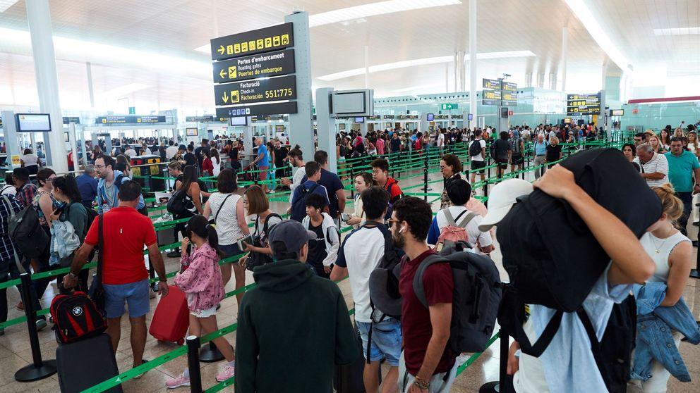 'Operación retorno' cargada de huelgas: paros en Renfe, Ryanair y en dos aeropuertos