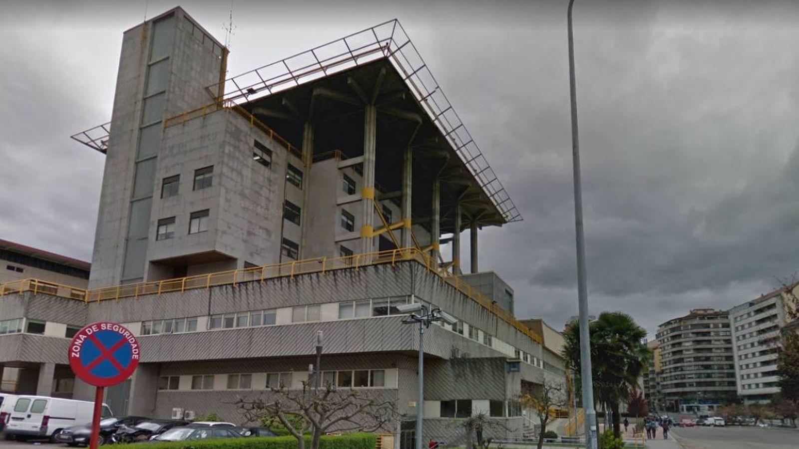 Foto: La comisaría de Ourense investigada. (Foto: Google Maps)