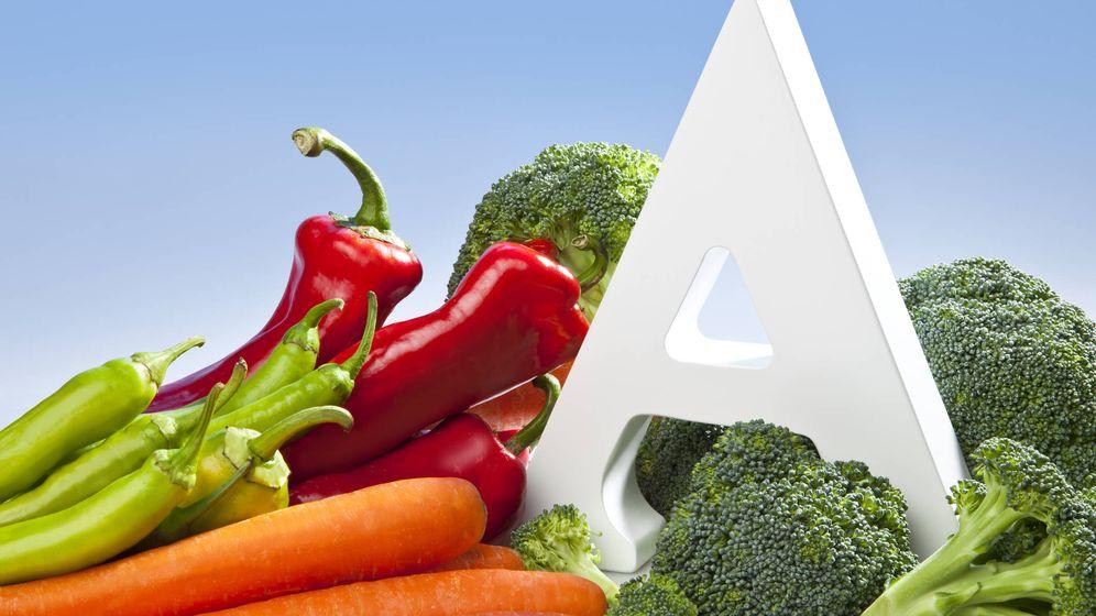 Foto: Alimentos saludables y protectores (iStock)