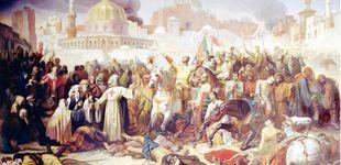 Post de 'El sueño y la tumba': las Cruzadas como nadie las había contado