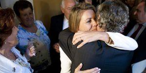 Foto: El PP tuerce el brazo a Cospedal y frustra el impresentable fichaje de su marido por REE
