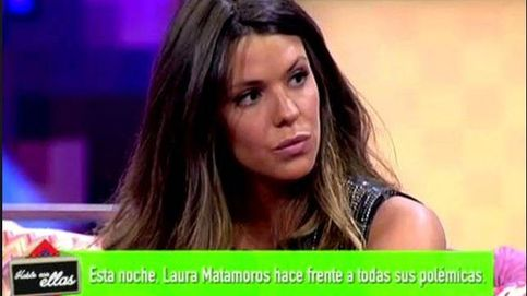 Laura Matamoros ataca duramente a su padre y a Makoke en su reaparición