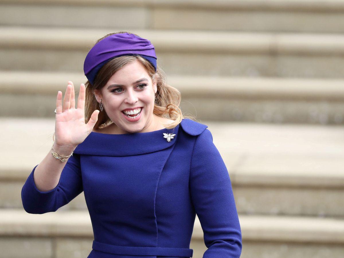 Foto: La princesa Beatriz de York, en una imagen de archivo. (Reuters)