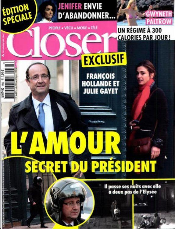 La portada de la revista 'Closer' que desató la polémica
