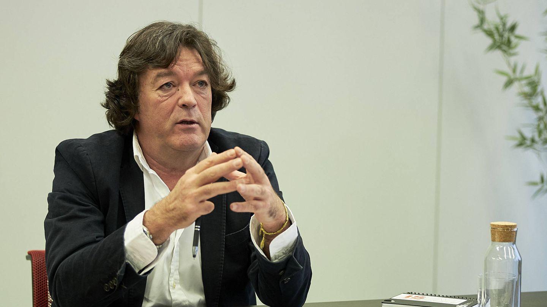 Alfredo Campa Gómez, director del Instituto de Seguridad y Educación Vial (Isevi).
