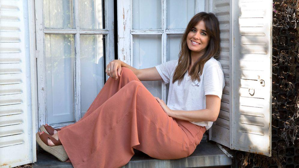 Foto: Isabel Jiménez en una imagen de archivo. La periodista de Telecinco posa en el restaurante Thai Garden. (Foto: Olga Moreno)