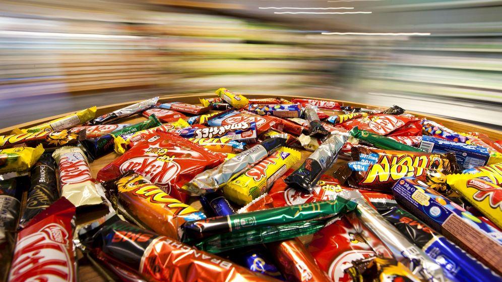 Foto: La colocación de los alimentos en el supermercado es decisiva (Reuters/Valentin Flauraud)