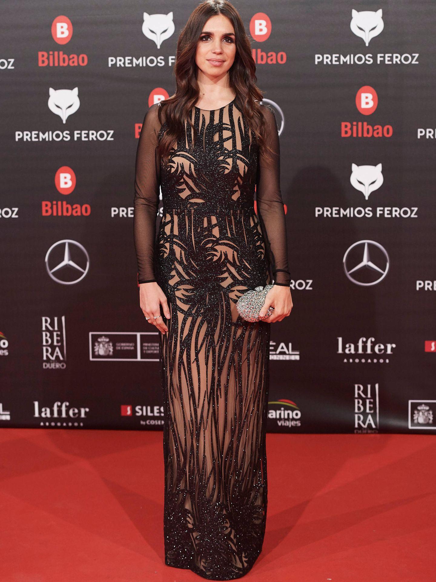 Elena Furiase, en los Feroz. (Limited Pictures)