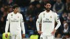 Dorsalgia-cervicalgia aguda, el último revés de Isco para no tener hueco en el Madrid