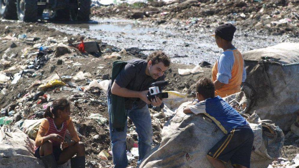 Foto: El corresponsal Ángel Sastre en Nicaragua (cedida)
