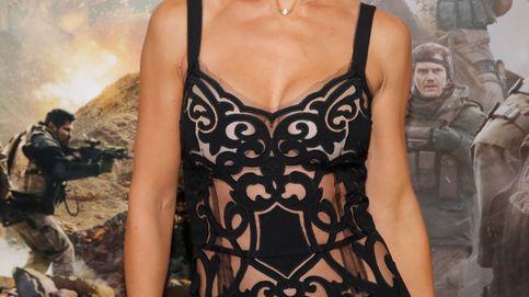 De Elsa Pataky a Kim Kardashian: el 'naked dress' se viste de gala
