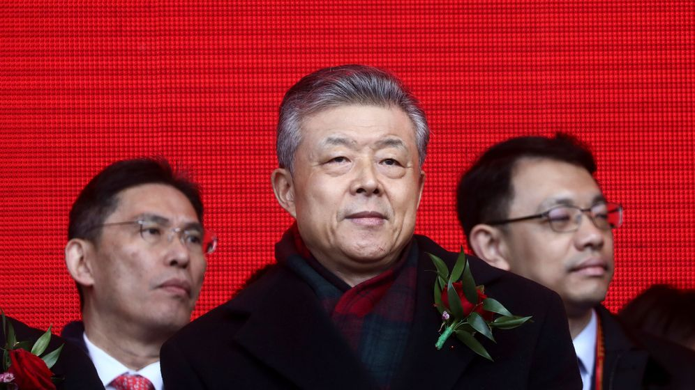 Foto: El embajador chino en Reino Unido, Liu Xiaoming. (Reuters)