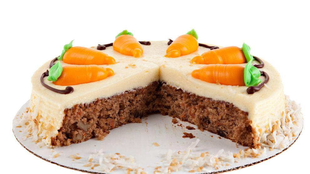 Carrot cake: la deliciosa tarta de zanahoria típica de Reino Unido