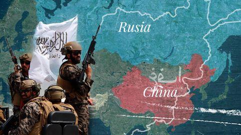 Afganistán, de problema de EEUU a prioridad geopolítica de China y Rusia.