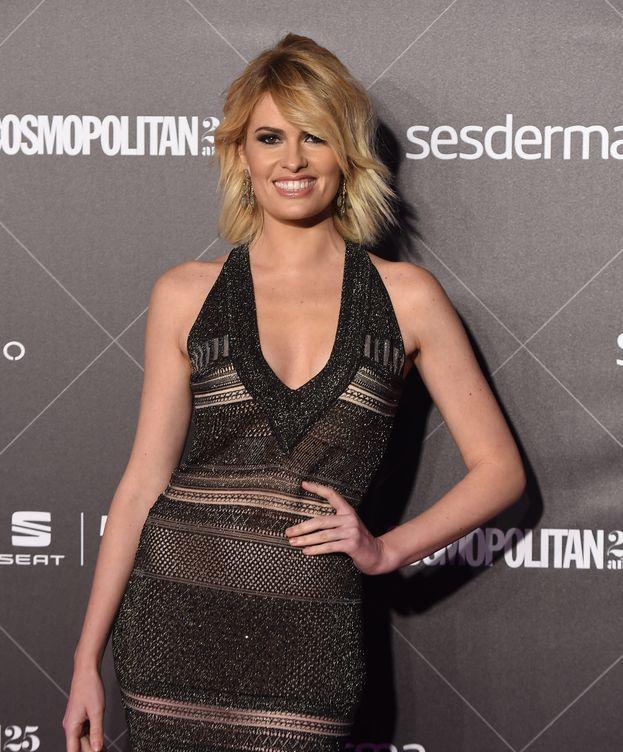 Foto: Adriana Abenia en los premios Cosmopolitan (Gtres)