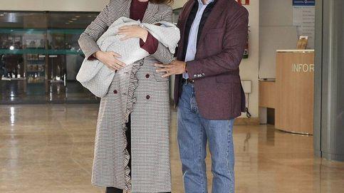 Francisco Rivera y Lourdes Montes ya tienen a su hijo en casa (y hay foto)