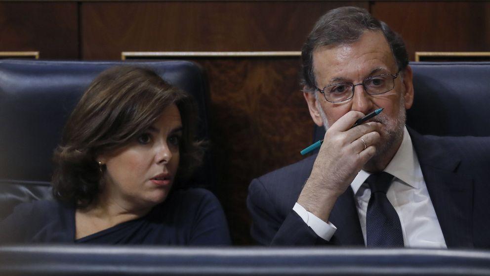 """Santamaría promete """"sensibilidad foral"""" en la negociación de los Presupuestos"""