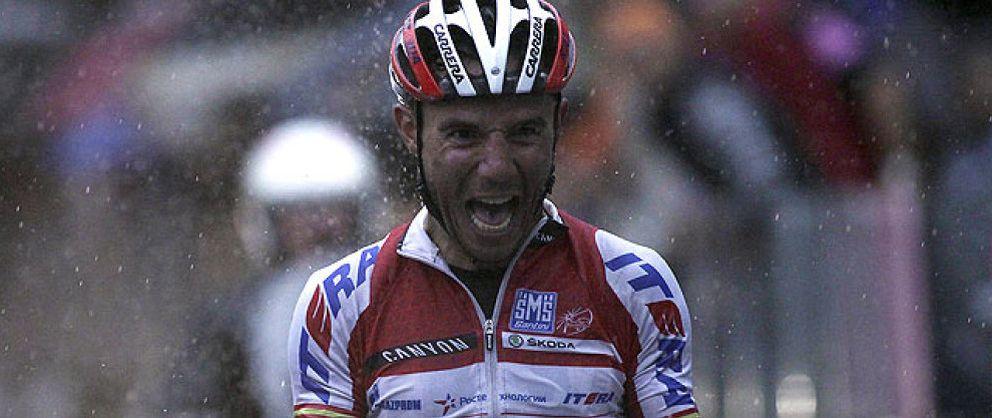 'Purito' gana la quinta etapa de la prueba ciclista Tirreno-Adriático