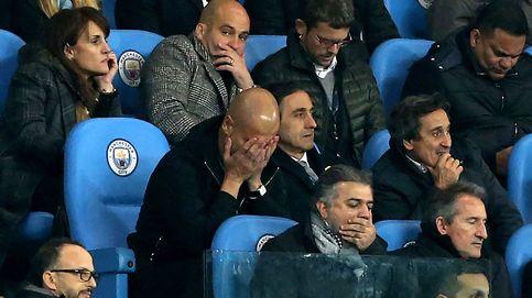 Las imagenes de la derrota y la expulsión de Guardiola en el partido contra el Liverpool
