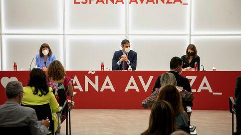 Lastra ocupa la trinchera de Ferraz con la consigna de afilar el discurso del PSOE