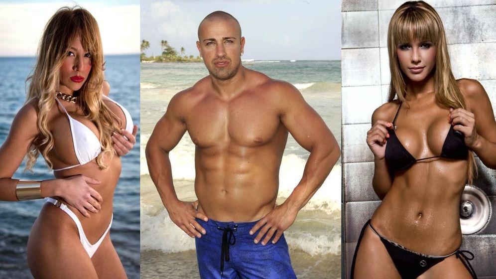 Foto: Algunos de los concursantes de 'Hombres y Mujeres y Viceversa'. (Vanitatis)