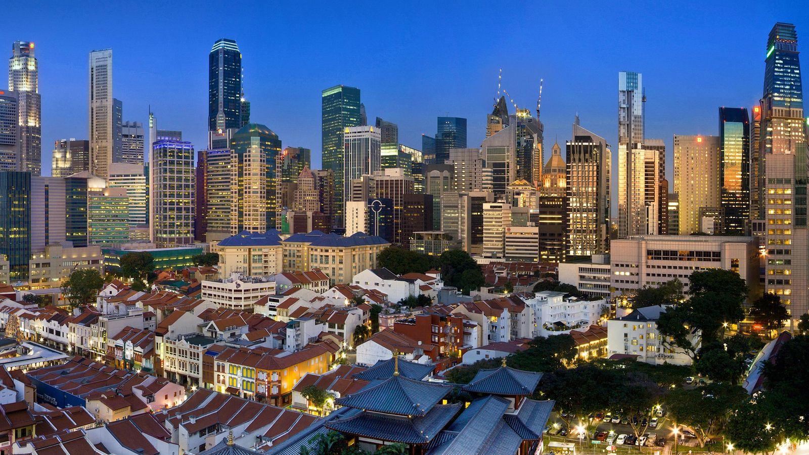 Foto: Singapur, una ciudad de contrastes... ¿Una ciudad de talento? (CC/Someformofhuman)