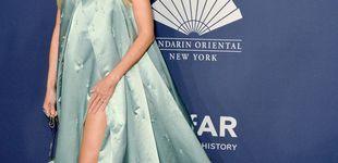 Post de De Heidi Klum a Elsa Hosk: los mejores y peores looks de la Gala AmFAR
