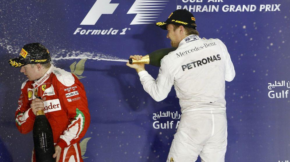 Foto: Ferrari necesita algo más para que esta imagen sea al contrario (Reuters)