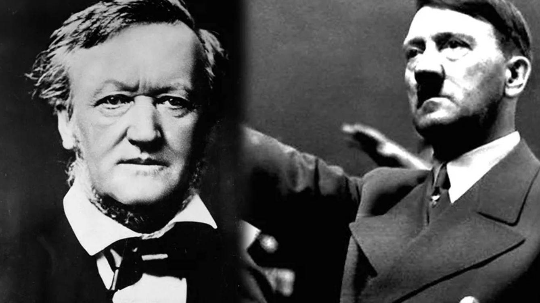 Así fue como Hitler manipuló a Wagner