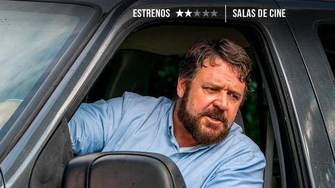 'Salvaje': Russell Crowe quiere partirte la cara