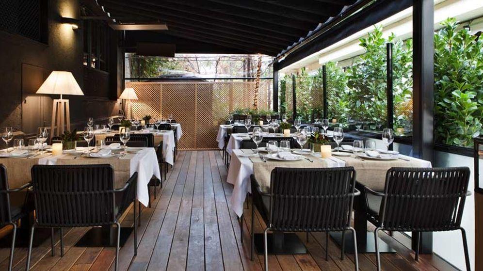 Restaurantes de madrid 8 sitios abiertos en madrid en for Restaurantes con terraza madrid