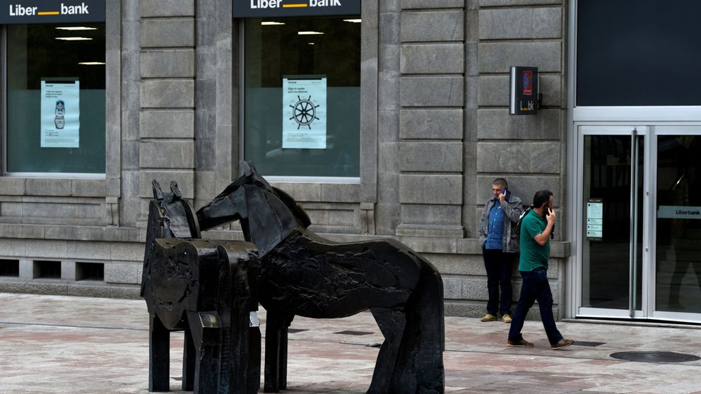 Liberbank cancela el reparto de dividendos tras la recomendación del BCE