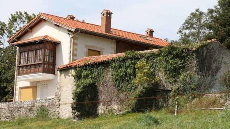 La casa cántabra que ya vendió Bustamante. (Lagencia Grosby)