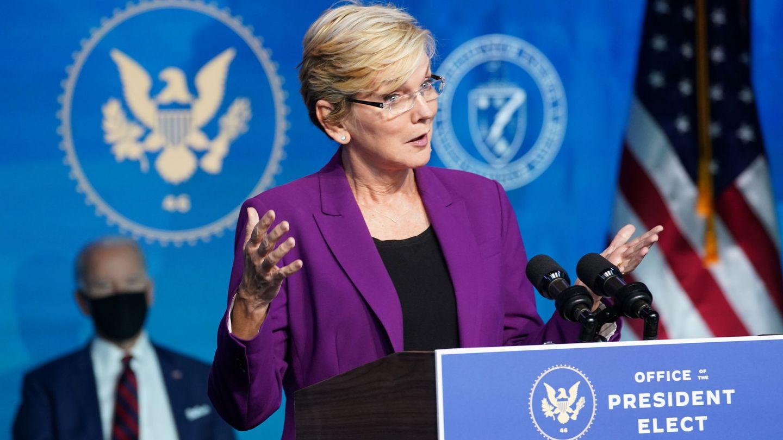 La secretaria de Energía, Jennifer Granholm. (Reuters)
