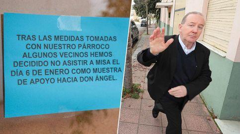 El párroco acusado de pederastia que ha amotinado (a su favor) a un pueblo de Galicia