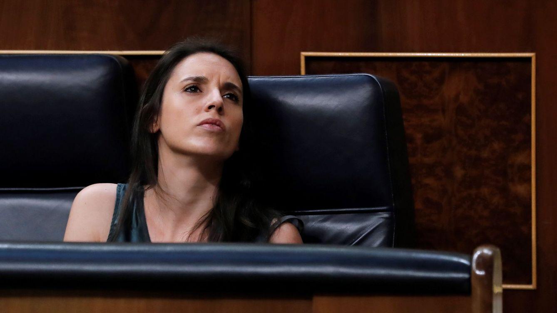 Archivada la denuncia por acoso de Irene Montero contra la concejala de Vox Galapagar