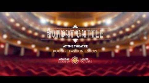 Una pelea de boxeo (de verdad) en el teatro Nuevo Alcalá de Madrid