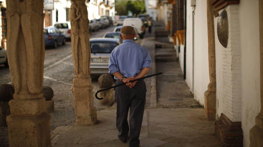 Foto: Imagen de archivo de un anciano. (Reuters)