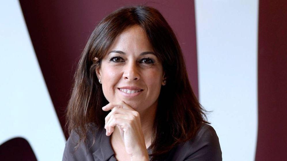 Foto: La despedida de Mara Torres de 'La 2 Noticias'. (EFE)