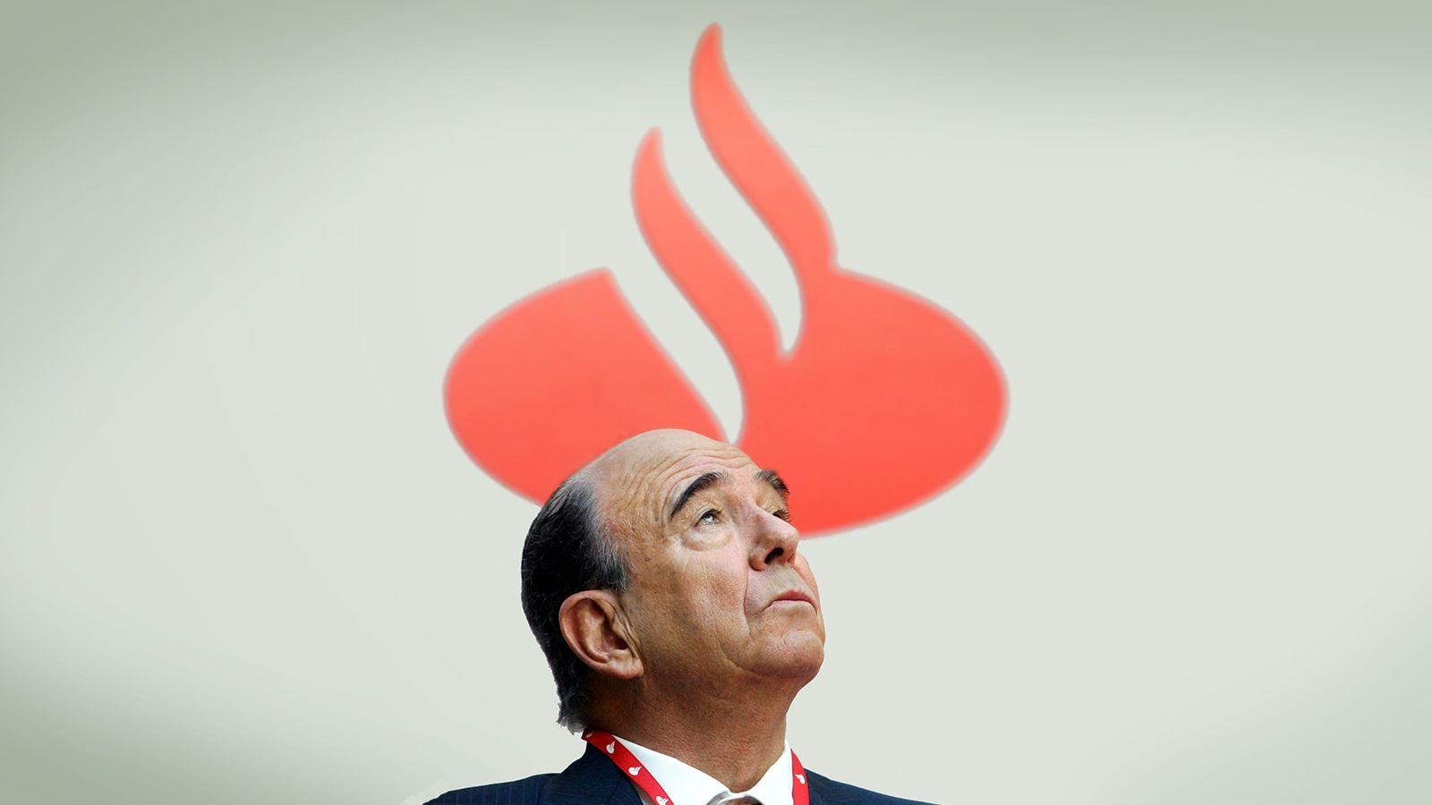Foto: Fotografía de archivo del fallecido Emilio Botín. (Reuters)