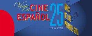 Viaje al corazón del cine español: una exposición recoge las entrañas de 25 años de Goyas